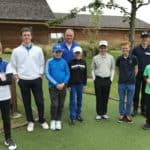 Coaching at Archerfield